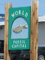 Kemmerer, WY World Fossil Capital